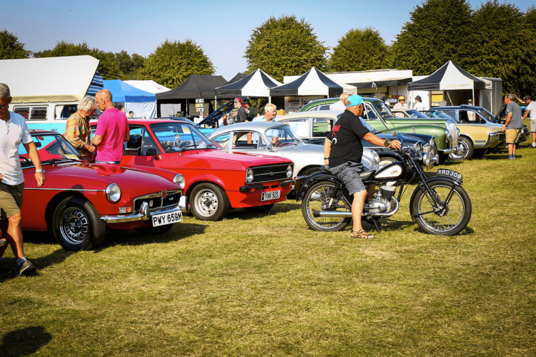 29th annual knebworth classic motor show knebworth park 25th & 26th august 2019 10