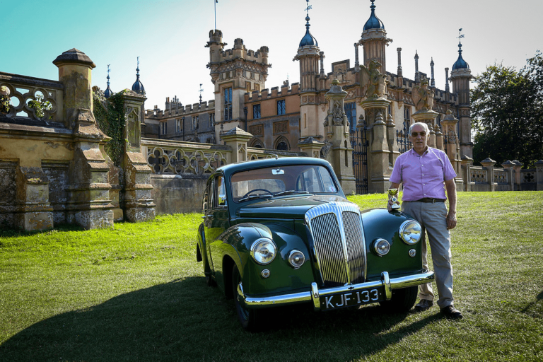 29th annual knebworth classic motor show knebworth park 25th & 26th august 2019 11