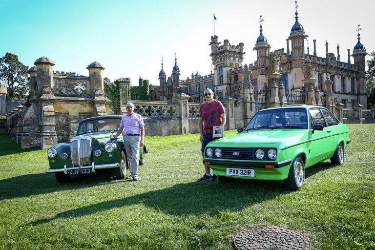 29th annual knebworth classic motor show knebworth park 25th & 26th august 2019 14