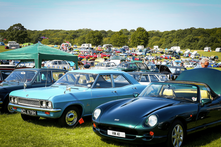 29th annual knebworth classic motor show knebworth park 25th & 26th august 2019 15