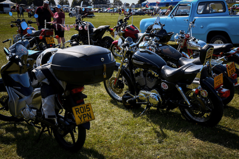 29th annual knebworth classic motor show knebworth park 25th & 26th august 2019 2