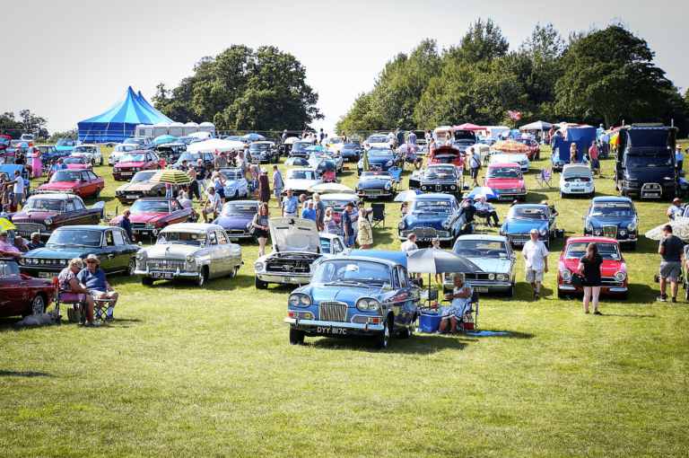 29th annual knebworth classic motor show knebworth park 25th & 26th august 2019 22