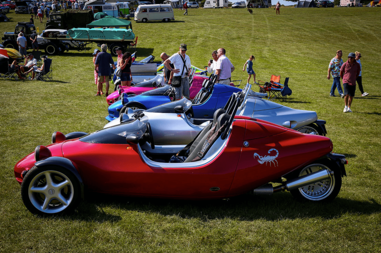 29th annual knebworth classic motor show knebworth park 25th & 26th august 2019 23