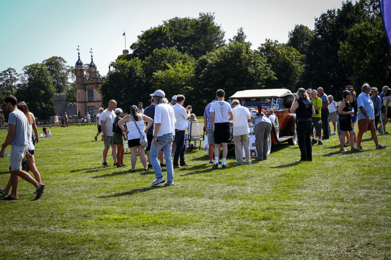 29th annual knebworth classic motor show knebworth park 25th & 26th august 2019 24