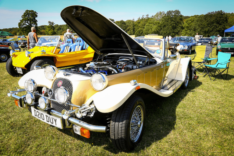 29th annual knebworth classic motor show knebworth park 25th & 26th august 2019 3