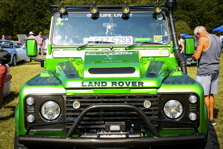 29th annual knebworth classic motor show knebworth park 25th & 26th august 2019 6