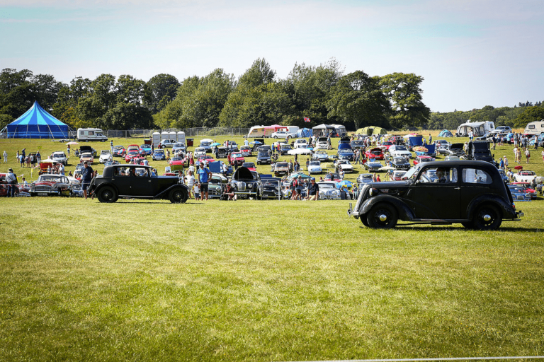 29th annual knebworth classic motor show knebworth park 25th & 26th august 2019 8