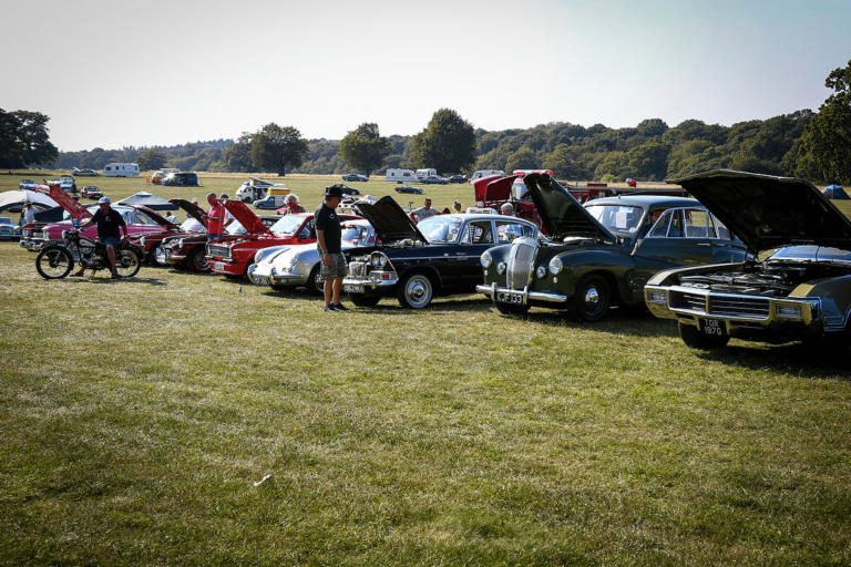 29th annual knebworth classic motor show knebworth park 25th & 26th august 2019 9