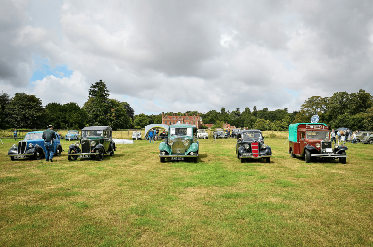 7th hampshire classic motor show breamore house 11th august 2019 1
