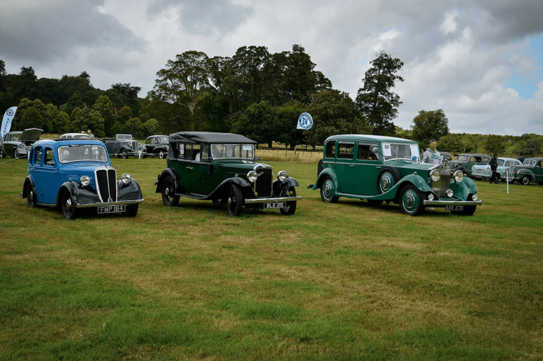 7th hampshire classic motor show breamore house 11th august 2019 12