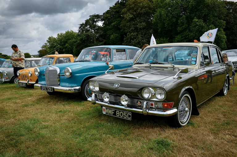 7th hampshire classic motor show breamore house 11th august 2019 14