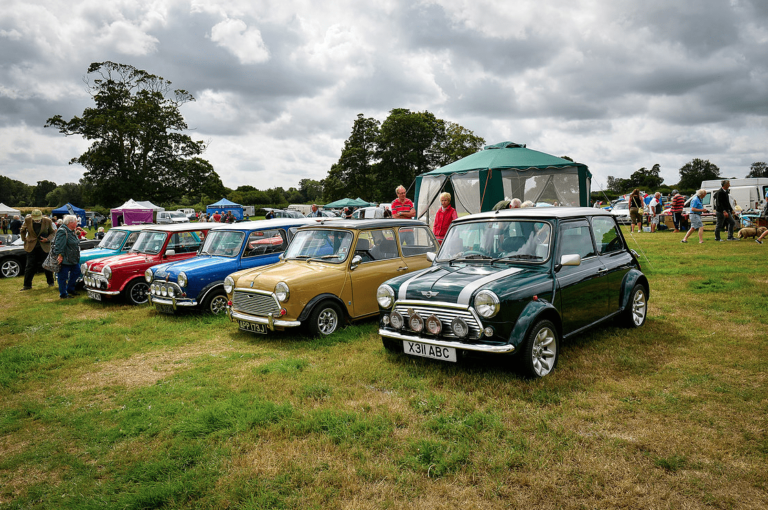 7th hampshire classic motor show breamore house 11th august 2019 15