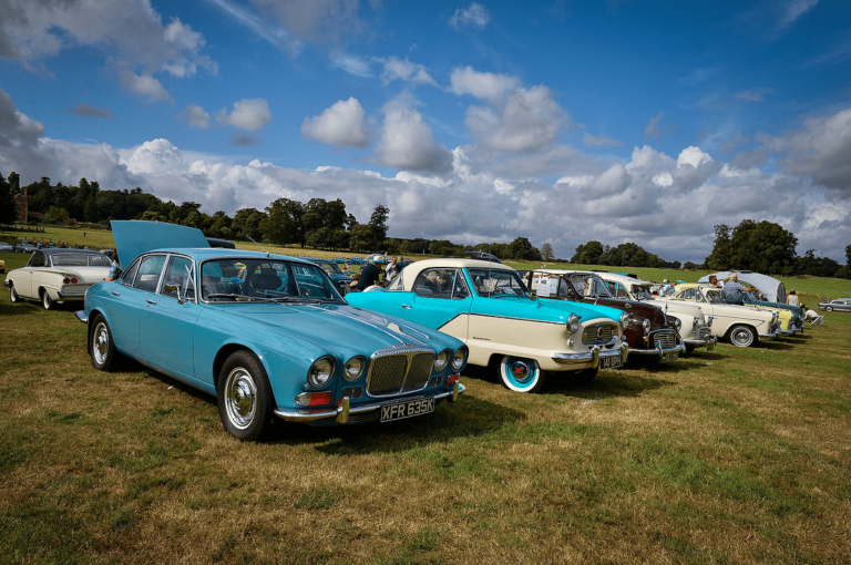 7th hampshire classic motor show breamore house 11th august 2019 16