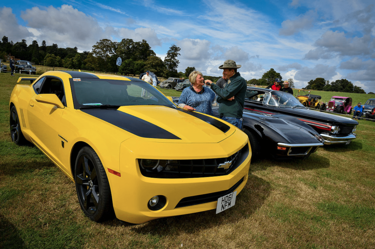 7th hampshire classic motor show breamore house 11th august 2019 2