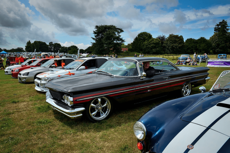 7th hampshire classic motor show breamore house 11th august 2019 3