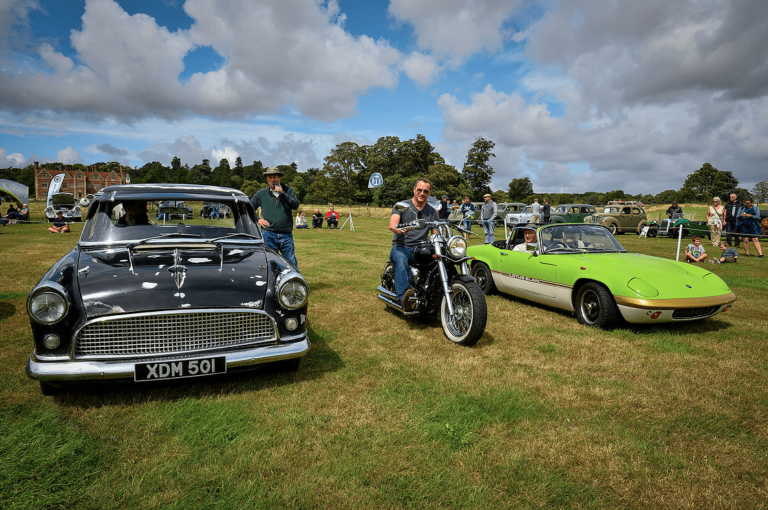 7th hampshire classic motor show breamore house 11th august 2019 4
