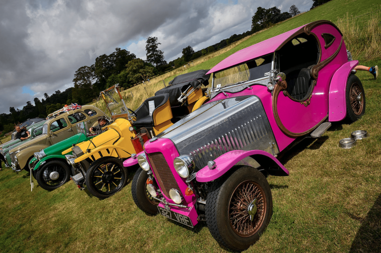 7th hampshire classic motor show breamore house 11th august 2019 9