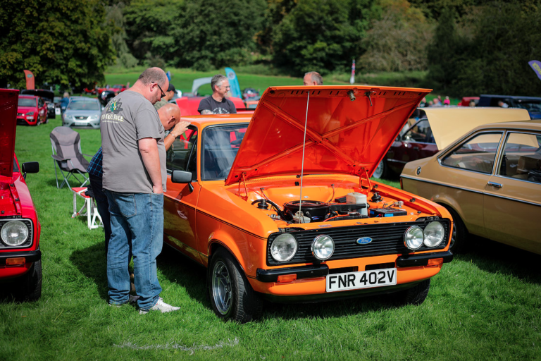 classic motor events classic & retro show himley hall 1st september 2019