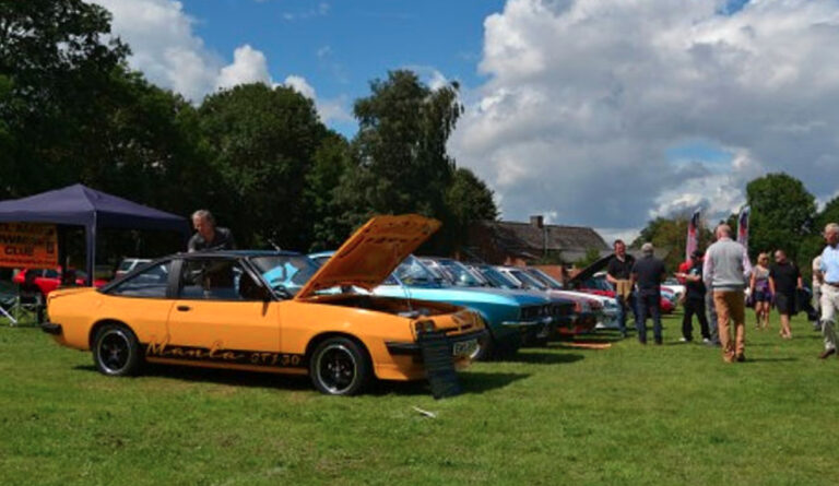 nostalgia show beaumanor hall 30 july 2017 classic motor events