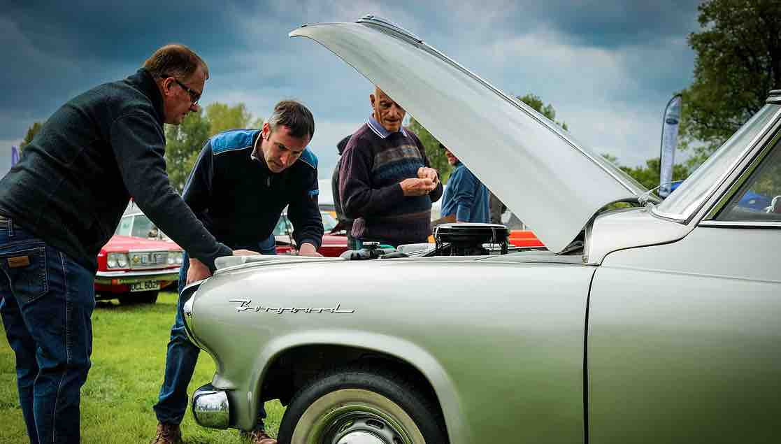 classic motor show & family fun day, catton hall, 5th may 2019