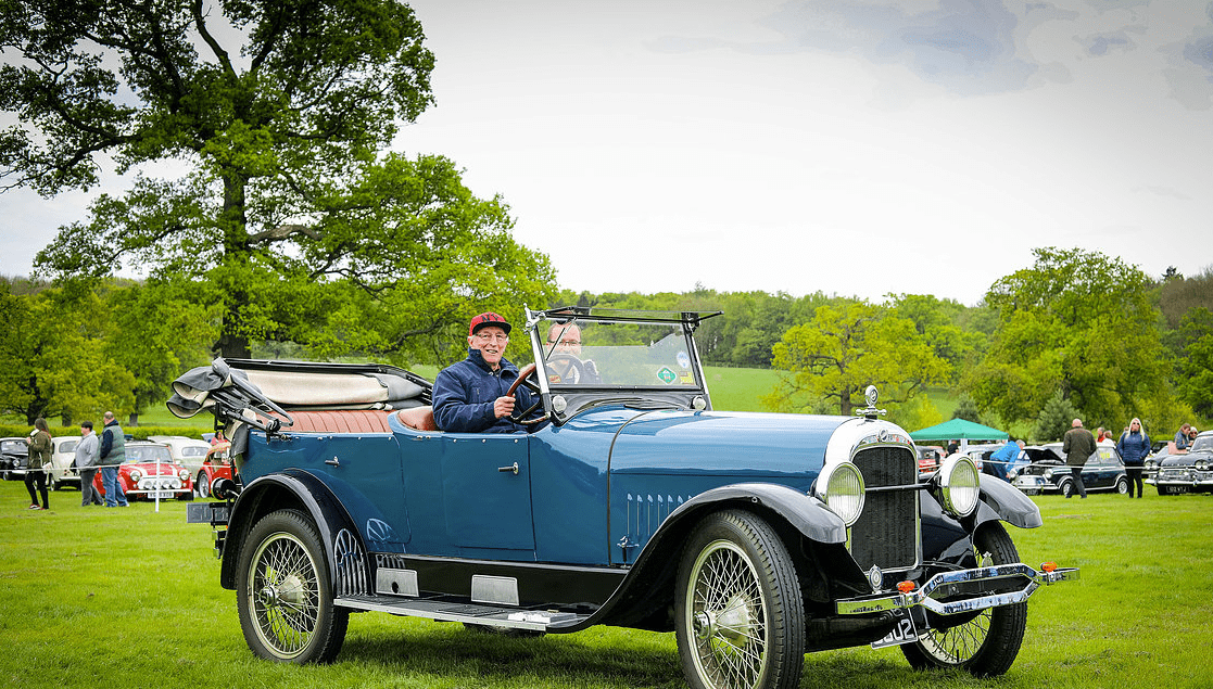 classic motor show & family fun day catton hall 5th may 2019 16