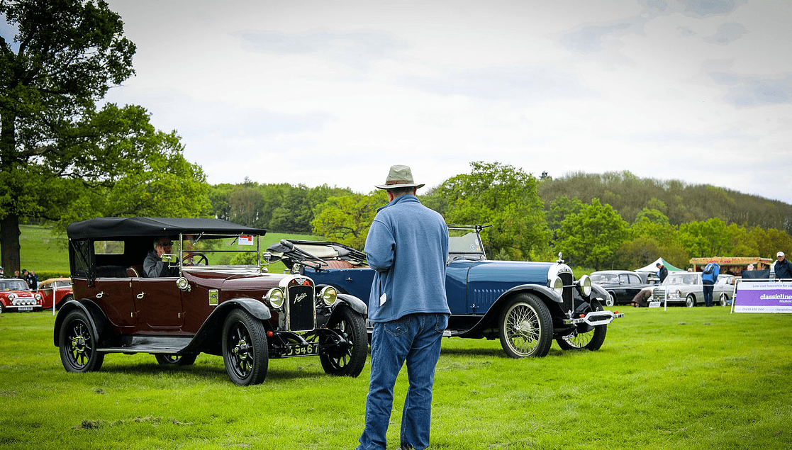 classic motor show & family fun day catton hall 5th may 2019 17