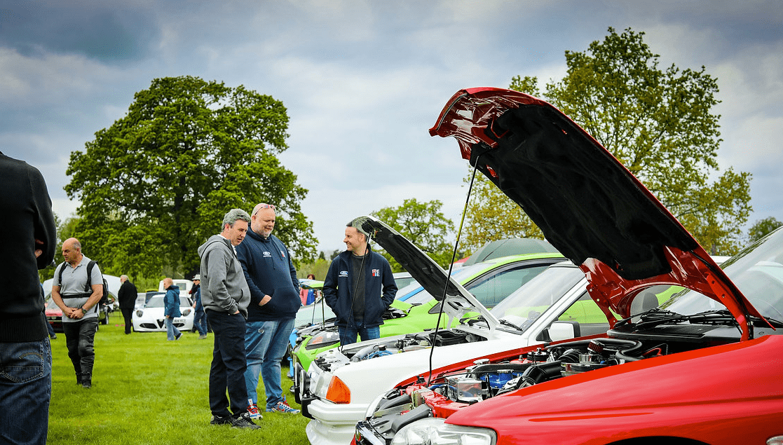 classic motor show & family fun day catton hall 5th may 2019 19