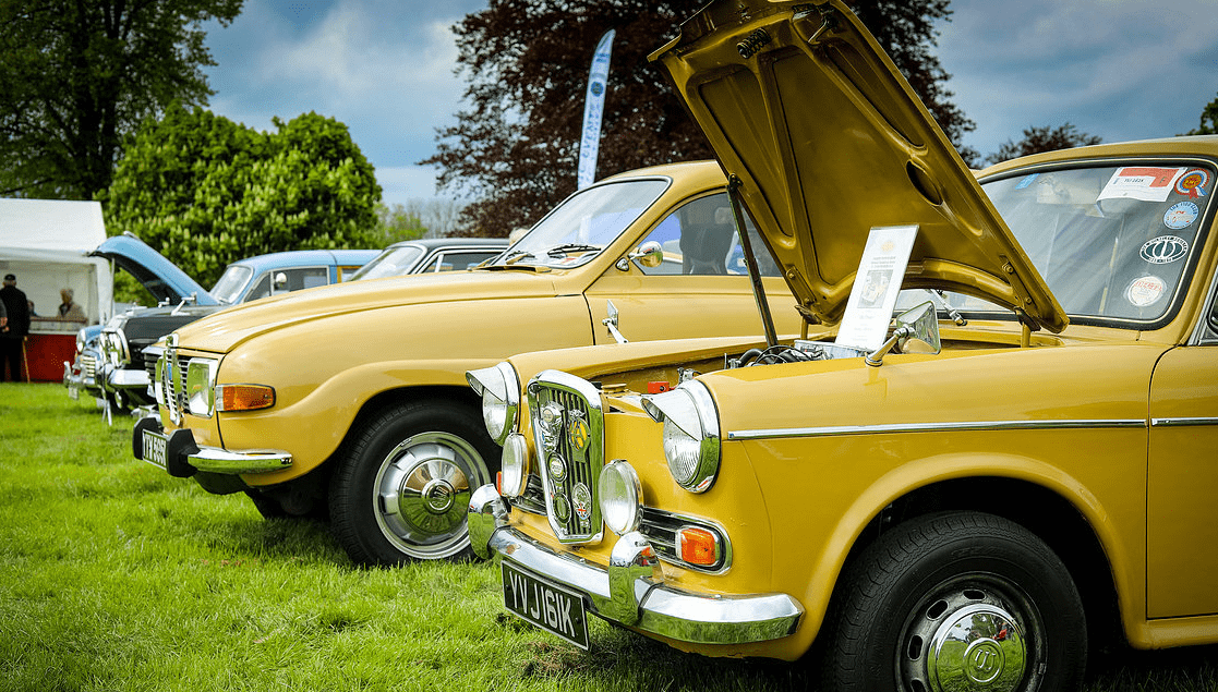 classic motor show & family fun day catton hall 5th may 2019 8