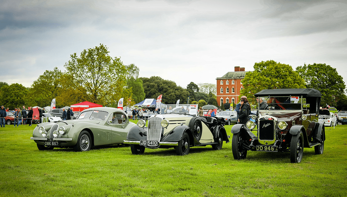 classic motor show & family fun day catton hall 5th may 2019 9