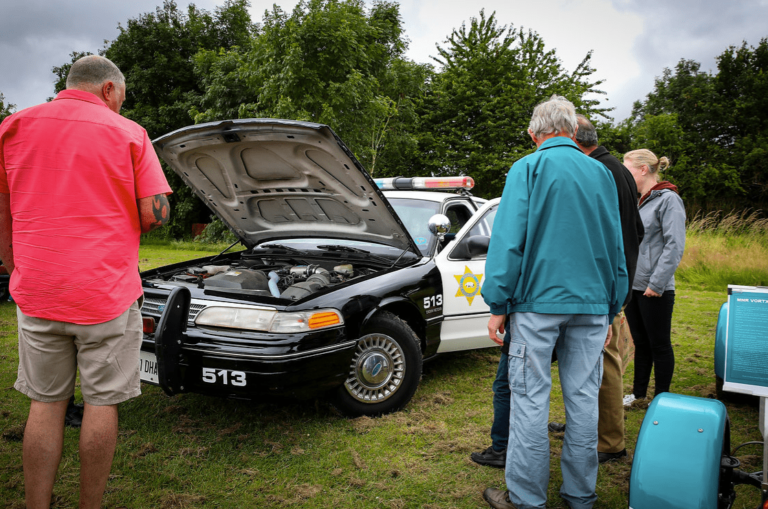 classic motor show walsall arboretum 14th july 2019 14