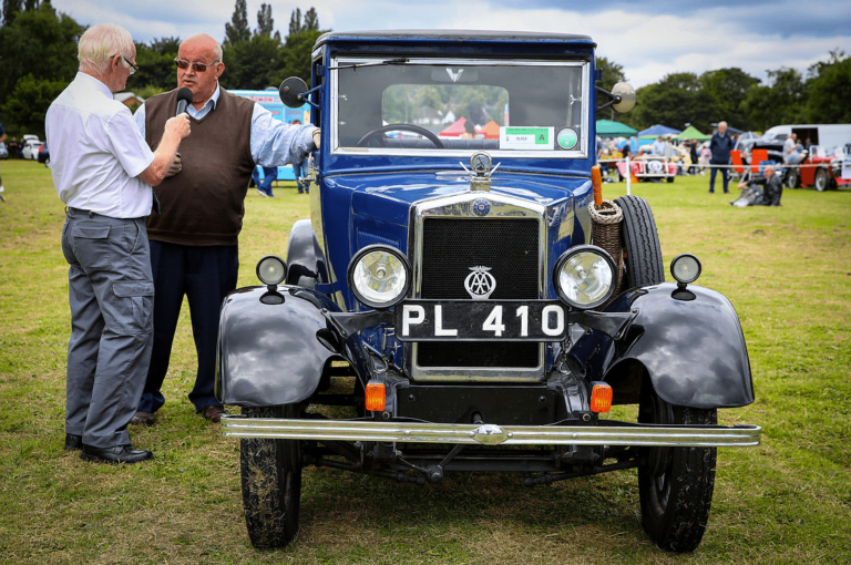 classic motor show walsall arboretum 14th july 2019 2