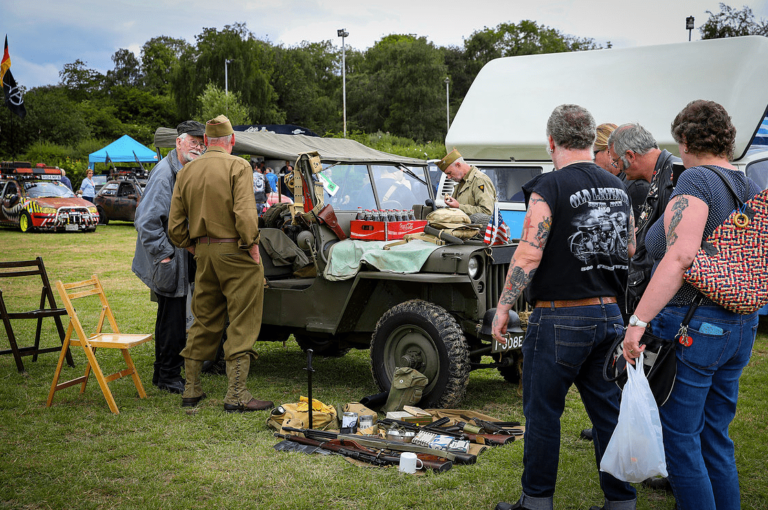 classic motor show walsall arboretum 14th july 2019 3