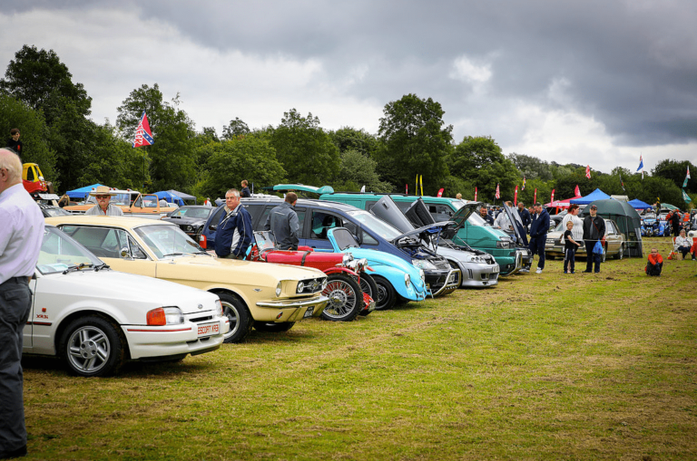 classic motor show walsall arboretum 14th july 2019 31
