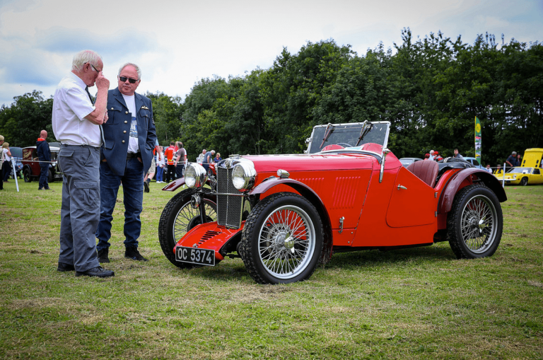 classic motor show walsall arboretum 14th july 2019 34