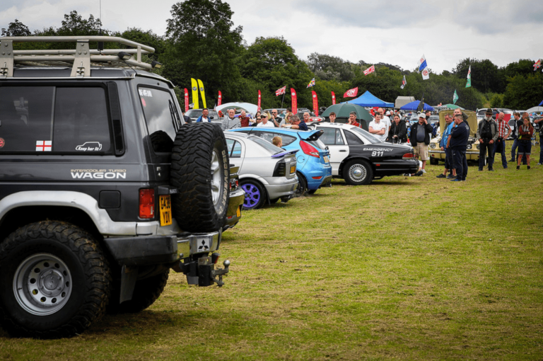 classic motor show walsall arboretum 14th july 2019 5