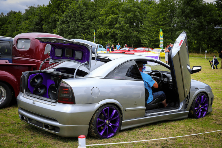classic motor show walsall arboretum 14th july 2019 7