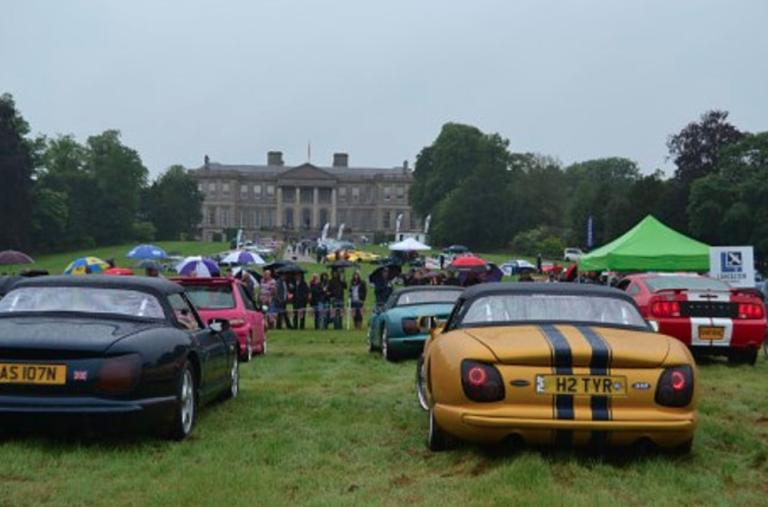 ragley hall classic motor events 2021